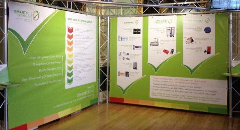 SMARTech energy exhibits at Bath Business Expo 2014