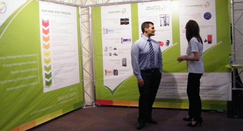 SMARTech energy exhibits at The South West Expo