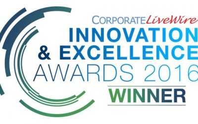 SMARTech energy win Innovation & Excellence in Corporate Energy Reduction
