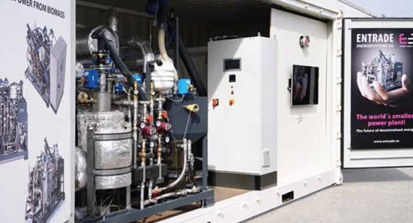 E3 Biomass Combined Heat and Power Demonstration