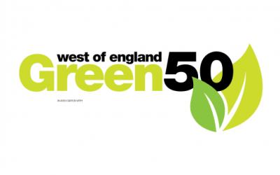 SMARTech energy West of England Green 50 Awards