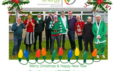 Merry Christmas & Happy New Year from the team at SMARTech energy