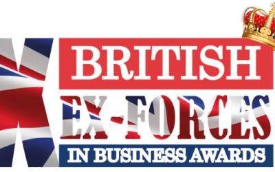 Stuart Pearce British Ex Forces in Business Awards