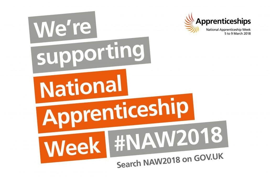 SMARTech Supports National Apprenticeship Week