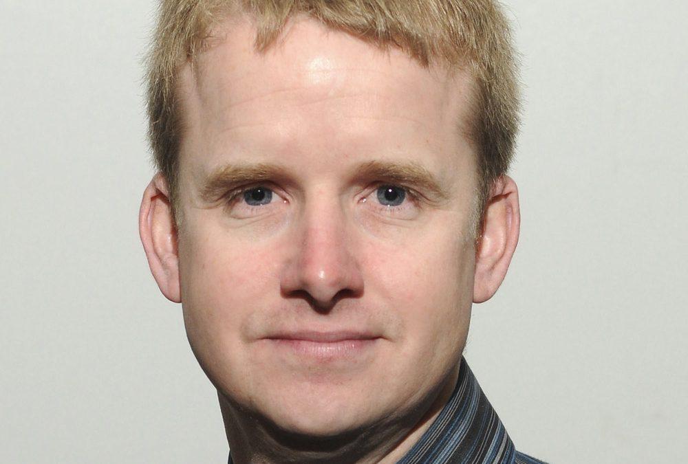 The Corsham Chamber of Commerce elects Stuart Pearce