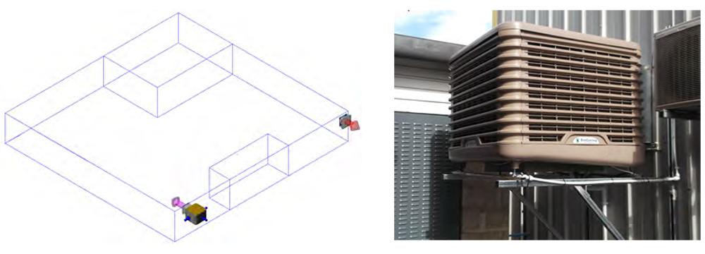 SMARTech Heating & Cooling - evaporative cooling Bex Design & Print