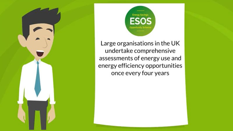 SMARTech energy Consultancy – Energy Saving Opportunity Scheme (ESOS)