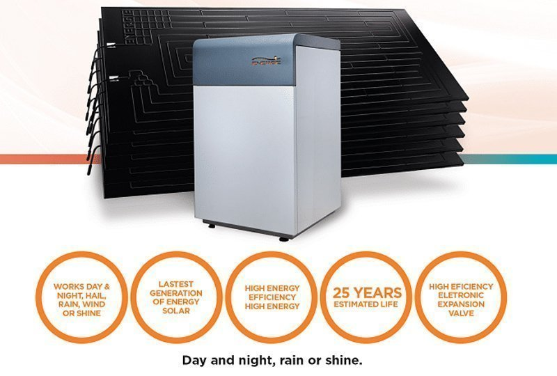 SMARTech energy – Thermodynamic Solar Heating
