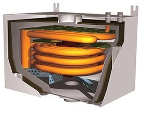 SMARTech energy BLADES Low Carbon Systems boiler