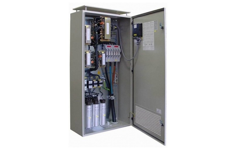 SMARTech energy – Power Factor Correction