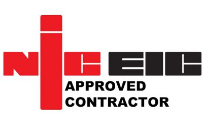 SMARTech energy NICEIC Certification