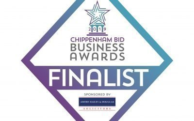 Chippenham BID Business Awards finalist