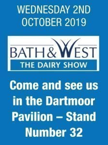 Bath & West Dairy Show 2019
