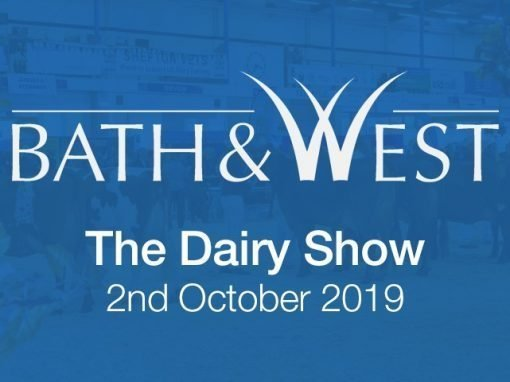 SMARTech energy at the Bath and West Dairy Show