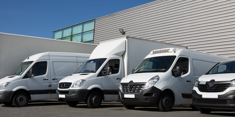 SMARTdrive – energy efficient vehicle optimisation for company vans